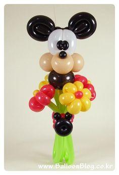 Magic Balloon Design (풍선아트 블로그)