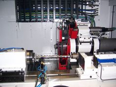 Schaudt CamGrind S CNC Camshaft Grinder performing re-entry cam lobe grinding - Contact http://www.MachineToolSystems.com at (416)254-6298 for further details.