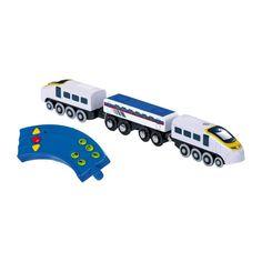 Fjärrstyrt Batteridrivet Tåg