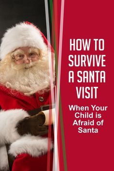 Want to have your child meet Santa but struggling because they're afraid? Check out these tips for how to survive a Santa visit when your child is afraid of Santa! #meetSanta #Christmas #parenting #toddlers #baby Christmas Crafts For Kids, Family Christmas, Christmas Decorations, Meet Santa, Parenting Toddlers, Christmas Traditions, Your Child, Gift Guide, Survival
