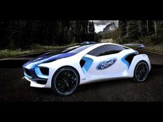 2015 Ford WRC Rally Car Prototype Concept by Ken Nagasaka - Block Gymkha...