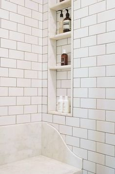 40 Best Shower Niche Bench Seating Images In 2020