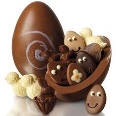 Yummy! Easter chocolate!