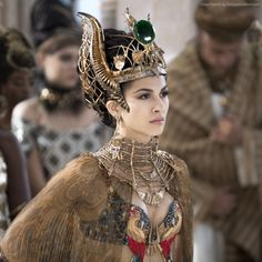 Image result for elodie yung gods of egypt