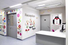 Szpital dziecięcy w Londynie MILLER GOODMAN