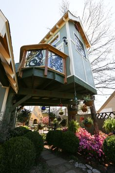 Treehouse Masters Irish Cottage treehouse masters, irish cottage, huntington beach, ca image