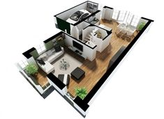 indeling u vormige woonkamer - google zoeken | woonkamer en overig, Deco ideeën