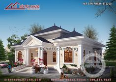 Simple Bungalow House Designs, Modern Bungalow House, Duplex House Design, Small House Design, Indian Home Design, Kerala House Design, My House Plans, Family House Plans, Village House Design