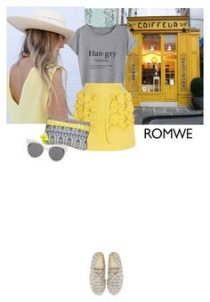 """very hot day"" by saramoreira ❤ liked on Polyvore"