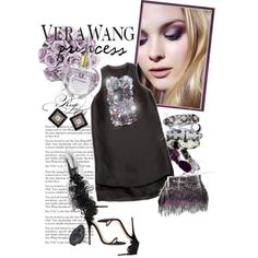 for VERA WANG princess, created by hanum on Polyvore