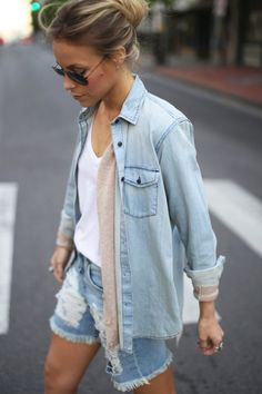 This is Why You Should Try the Denim on Denim Trend ...