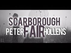 ▶ Scarborough Fair - Peter Hollens & Album News! - YouTube