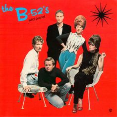 """On this day in 1980, The B-52's released their second album, 'Wild Planet,' featuring the singles """"Private Idaho,"""" """"Give Me Back My Man"""" and """"Party Out of Bounds"""""""