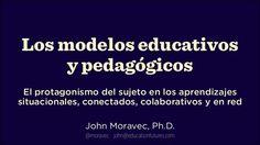 John Moravec: Los modelos educativos y pedagógicos via @mferna http://sco.lt/...