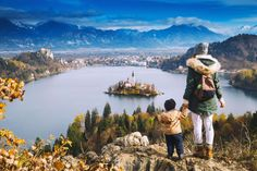 Bled is known for the green landscapes filled with mountains and magical views. - Shutterstock