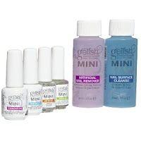 Mosey Prose: DIY Gel Nails
