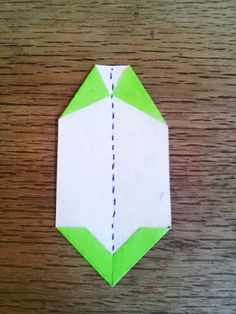うっとりがみ 基本形2の折り方   透かし折り紙研究部★うっとりがみ Facebook