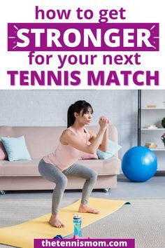 Being in good shape for tennis season will help you get to more balls and hit your groundstrokes with more strength and aim. Try these tennis friendly workouts both at home and in the gym. Tennis Match, Play Tennis, Major Muscles, Core Muscles, Tennis Scores, Tennis Workout, Flexibility Training, Workout Regimen, High Intensity Interval Training
