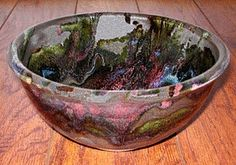 love the glaze on this piece! Beautiful