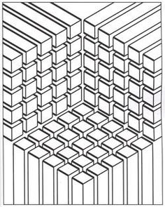 coloring pages geometric design B image by tharens
