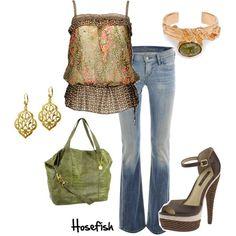 Boho Chic my-style