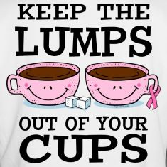 a5e84c123e4 Lumps Out Of Cups Women s T-Shirt - pink