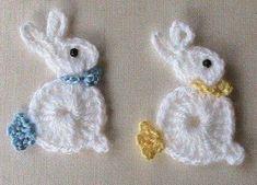 Luty Artes Crochet: APLICAÇÕES DE CROCHE
