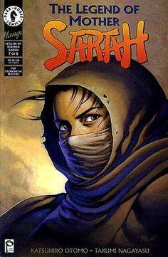 The Legend of Mother Sarah ( - Free eBook Online Katsuhiro Otomo, Free Ebooks, Cyberpunk, Books Online, Artwork, Movie Posters, Fictional Characters, Image, Google