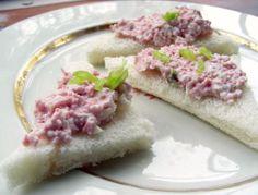 Aaron's Favorite Ham Salad