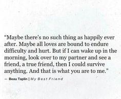 My Best Friend by Beau Taplin