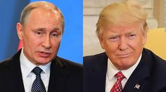 SCARY:  US President Donald Trump will meet with Russian President Vladimir Putin in July as part of the G20 summit in Hamburg, Russian state media said Thursday.
