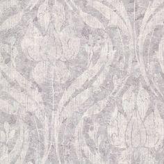 "Onyx Carrara 33' x 20.5"" Floral 3D Embossed Wallpaper"