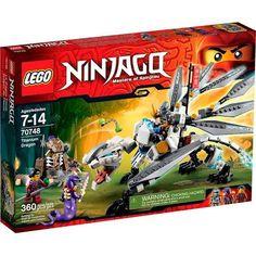 lego ninjago - Titanium Dragon set $34.99