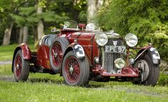 The Most Famous Lagonda Of All, A 1936 LG45R Rapide, Sells For Record-Setting $2.5 Million At Goodwood.