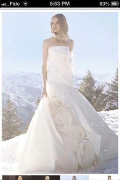 Vera Wang Gown Creations