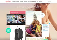 20 of the Very Best E-Commerce Web Sites found at http://www.awwwards.com/20-of-the-very-best-e-commerce-web-sites.html