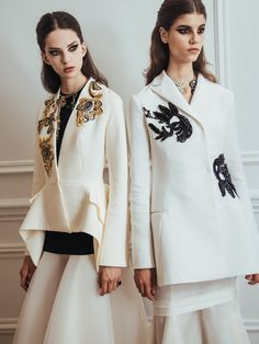 Dior press reset with couture that revisits iconic New Look   Dazed