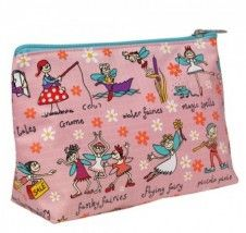 Beautiful wash bag for fairy princesses!