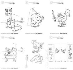 Dibuixos de Sant Jordi : :: Socpetit.cat