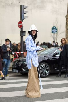 Street Chic: Style from Paris  - HarpersBAZAAR.com