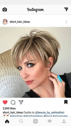 100 Mind-Blowing Short Hairstyles for Fine Hair 100 Mind-Blowing Short Hairstyles for Fine Hair,Frisuren und Haarfarben Layered Pixie with Tapered Back Related posts:farbiger themengeschenkkorb Short Hairstyles For Thick Hair, Haircuts For Fine Hair, Best Short Haircuts, Short Hair With Layers, Short Hair Cuts For Women, Curly Hair Styles, Pixie Haircuts, Long Hair, Layered Haircuts