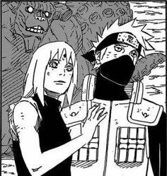 Kakasaku Kakashi and Sakura Naruto Chapter 692 I caught up with the Naruto manga it's ending! Naruto's Birthday is Friday!