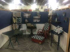 Lexington Peddlers Mall Booth #9857