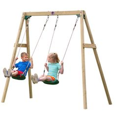 wooden-double-swing-27509-cut-out-with-kids.jpg (800×800)