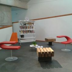Sala de lectura. Foto: @Francesca Mas