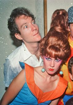 B52s lol I listened to them as a child, yes.
