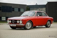 Alfa Romeo 1750 GT Veloce 1970