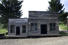 Be a host at Garnet, the supposedly haunted ghost town in Montana.