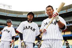 World Baseball Classic - Team Japan Training