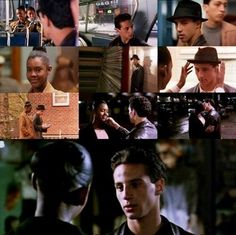 A Bronx Tale; Movie Couples, Cute Couples, Godfather Quotes, A Bronx Tale, Me Against The World, Interacial Couples, Mixed Couples, Movie Quotes, Tv Quotes